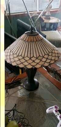 Set of 2 lamps.   08012, 08012
