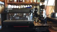 Sab coffee machine and grinder made in Italy Montréal, H1E