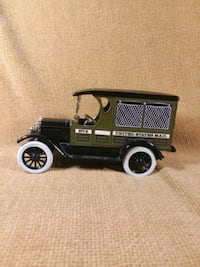 US Postal Chevrolet 1923 Delivery Van Coin Bank