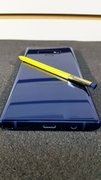 Galaxy Note 9, Factory Unlocked, 128 GB  Charlotte