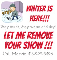 M.J. Landscaping & Snow Removal