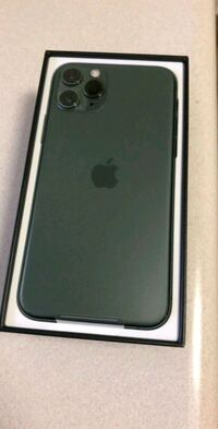 iphone 11 pro max midnight green London