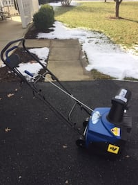 Electric Snow Blower (Pre-owned) ROCKVILLE