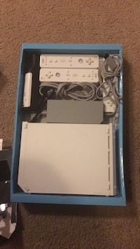 Wii Console (no games included) 58 km