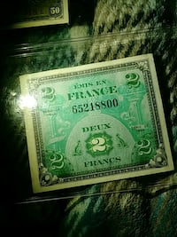 Bank note  Clive, 50325