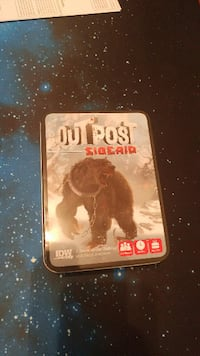 Outpost Siberia card game Dorval