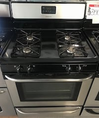 15% off Frigidaire stainless steel gas stove+ free delivery  Reisterstown, 21136