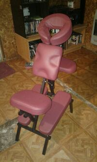 NRG Massage Chair with Carrying Case Fort Loudon