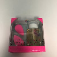 pink and white Hello Kitty plastic toy Louisville, 40203