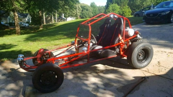 Used Volkswagen Rail Buggy 1968 Pending For Sale In Gainesville