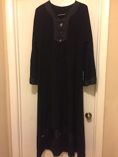 Black Abaya/dress for sale  Research Triangle Park, NC