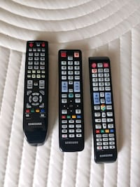Samsung TV remote control. New Monroe, 10950