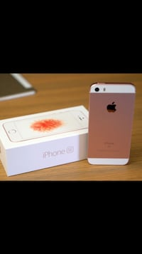 Rose gold iPhone SE Springfield, 22150