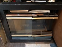 Fireplace natural gas 2 sided fireplace $100 Vancouver, V5R 4R6