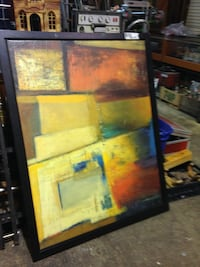 Painting by Patriao $150 Vancouver, V5R 5J4