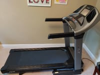 Treadmill-Horizon T9-barely touched! CHARLOTTE