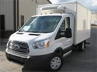 Refrigerated Ford Transit Vans