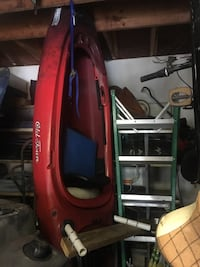 10 ft kayak with trolling motor and marine battery
