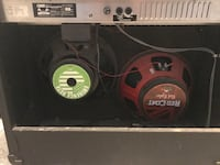 Guitar amp Crate gx 212