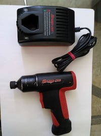 black Snap On hand drill with charger Spokane, 99207