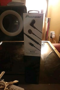 Pioneer headphone, worth over$100