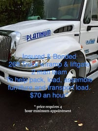 Local Moving Bonded & Insured