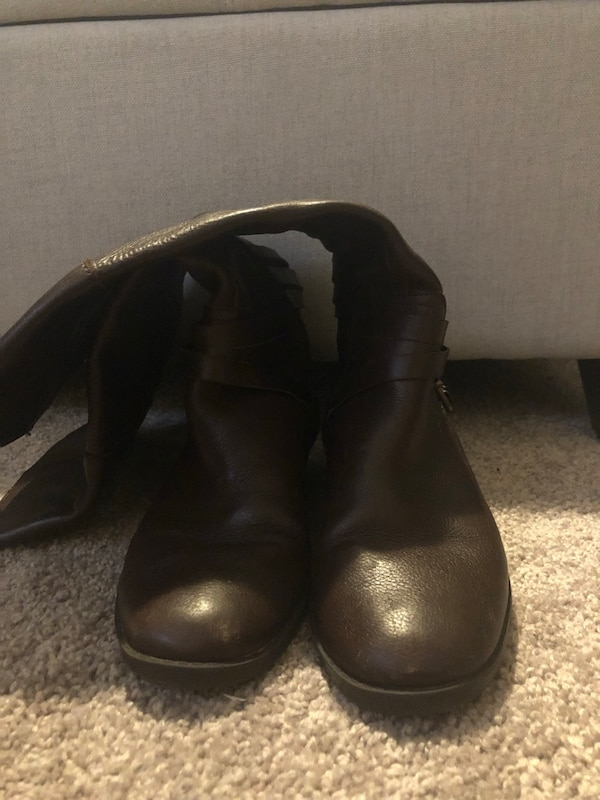 Size 6 Ralph Lauren Leather Riding Boots 2741011c-27bb-4904-b454-9dd15b0f3174