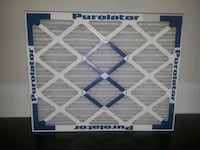 Home Air Filters 5 pack New 16 x 20 x 1 Purolator Odenton, 21113