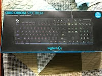 Logitech G810 Mechanical Gaming Keyboard (negotiable) TORONTO