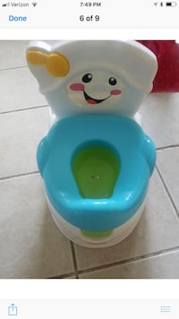 Potty chair Paola, 66071