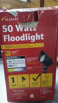 24V malibu 50W floodlight  Sioux Falls, 57103