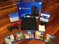 PlayStation 4 pro 1TB con 2 consolas LONDON