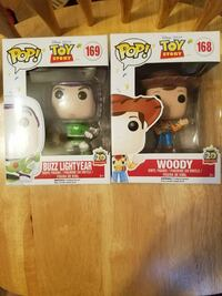Toy Story Pops Springfield, 65804