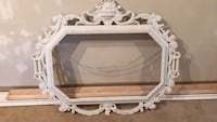 Picture Frame shabby chik cottage white Fairfax, 22032