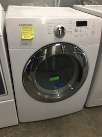Samsung front load steam electric dryer in excellent condition  Baltimore, 21223