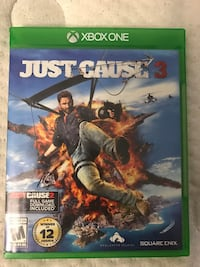 Just cause 3  Centreville, 20120