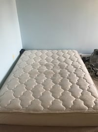 brown and white bed mattress Sterling, 20164