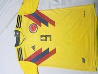 yellow and black Adidas jersey shirt McLean, 22102