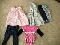 12 month clothes  Culpeper, 22701