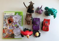 Disney Infinity Microsoft XBOX 360, Cars, Incredibles, Pirates, Monsters, More.. Washington, 20003