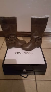 Nine West toddler boots sz 9