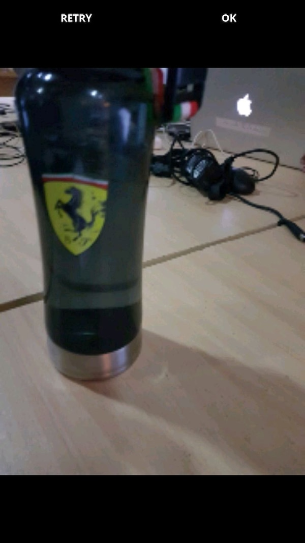 Ferrari Bottle