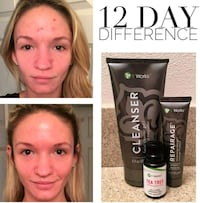Cleanse mask Indiana