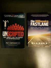 Unscriped & The Millionaire Fastlane Waterloo, N2L