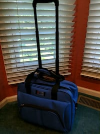 Delsey wheeled carry on luggage