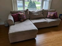 Sofa for sale. Pick up this weekend!