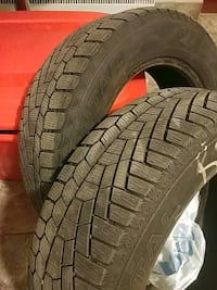 185/65 R 15 Continental Winter tires! Gatineau, J8Z 1H9