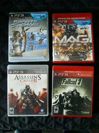 PS3 Games at $5 each. Montreal, H2Y 2H7