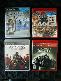 PS3 Games at $5 each.