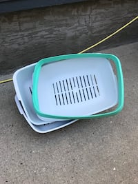 Luuup cat litter box Edmonton, T5Z 2K5